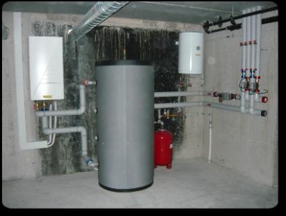 Pompe di calore termo3t for Costo pompa di calore aria acqua